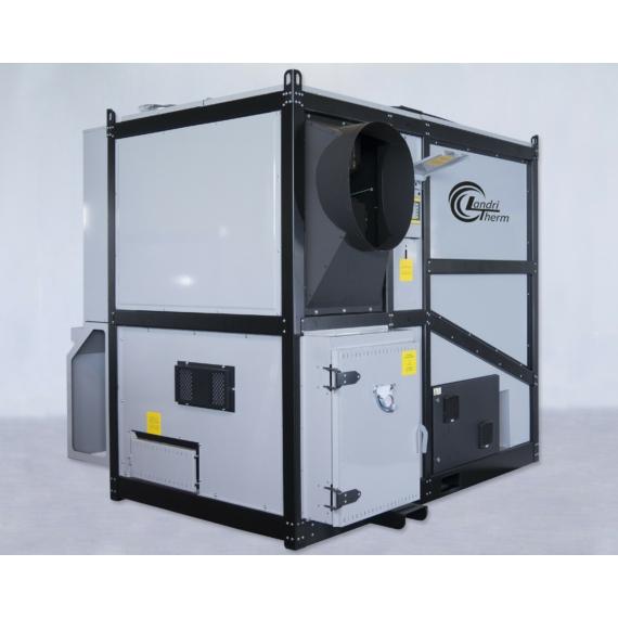 LandriTherm LA 150 aprítékos meleg levegős kazán (150 kW)