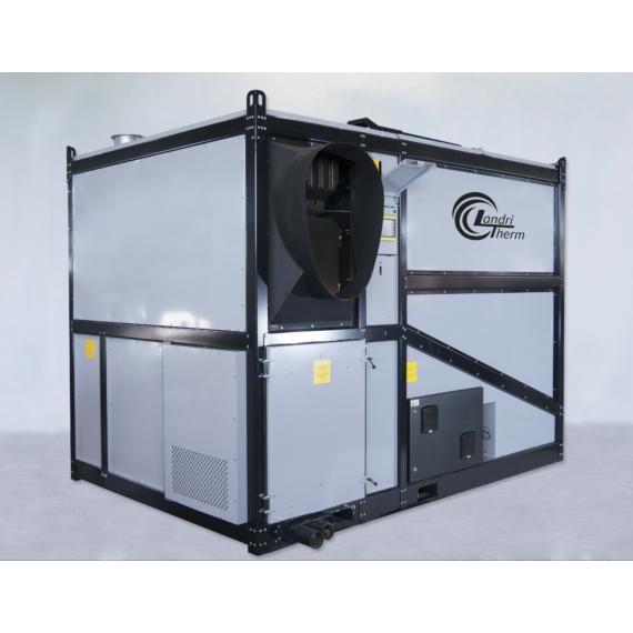 LandriTherm LA 250 aprítékos meleg levegős kazán (240 kW)