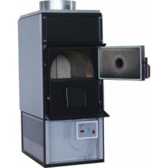 LandriTherm F55 C.V. meleg levegős fás kazán (49 kW)