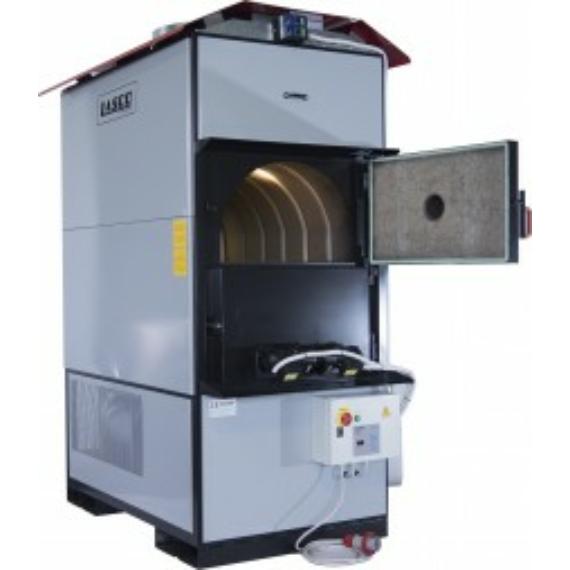LandriTherm LA 325 meleg levegős fás kazán (400 kW)