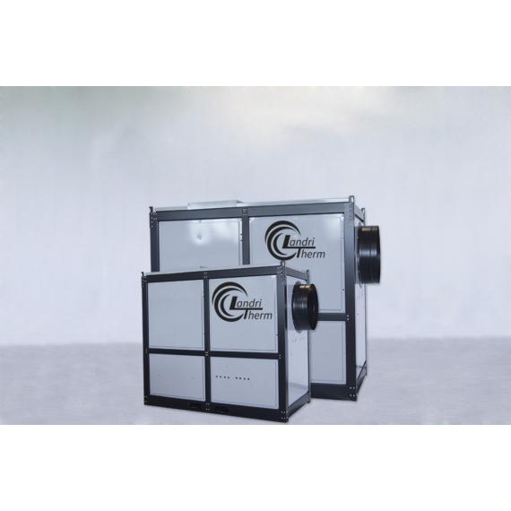 LandriTherm LA 150 P légbefúvásos pellet kazán (150 kW)