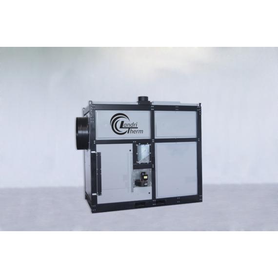LandriTherm LA 50 P légbefúvásos pellet kazán (50 kW)